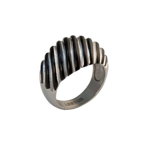Picture of ANILLO ACERO 316 L CASTING, IP NEGRO