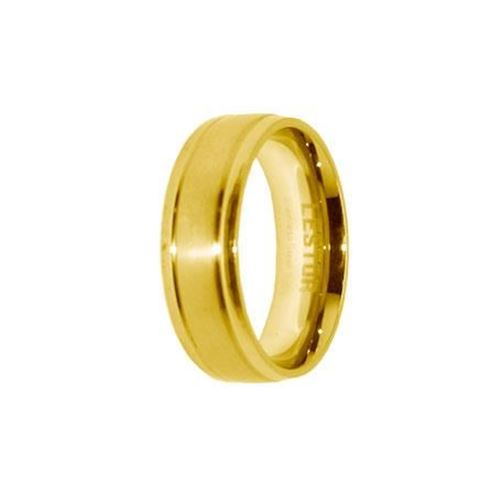 Picture of ANILLO ACERO 316 L, IP GOLD