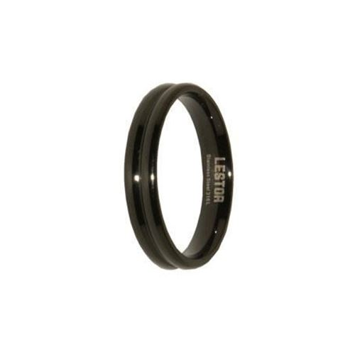 Picture of ANILLO ACERO 316 L, IP NEGRO