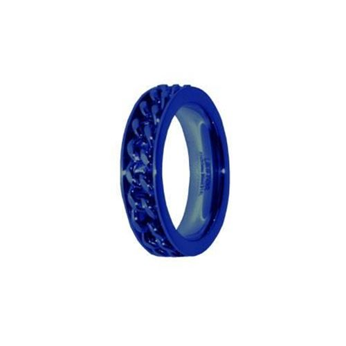 Picture of ANILLO CADENA ACERO 316 L, IP AZUL