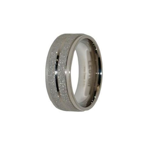 Picture of ANILLO ACERO 316 L, DIAMANTADO