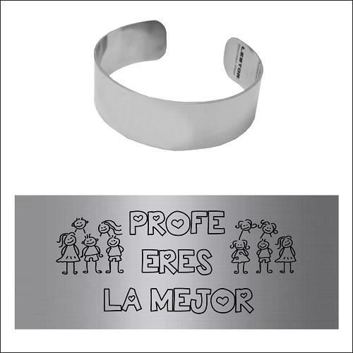 Picture of BRAZALETE ACERO 316 L, 25 mm, profes