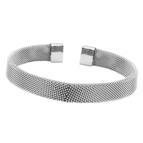 Picture of BRAZALETE MALLA 8 mm ACERO 316 L