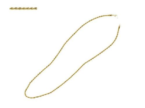 Picture of CORDON SS 316 L 2,4 mm, IP GOLD, 55 cm