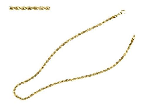 Picture of CORDON SS 316 L 3,8 mm, IP GOLD, 55 cm