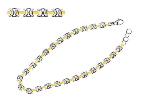 Picture of COLLAR ACERO 316 L, IP GOLD, 50 cm