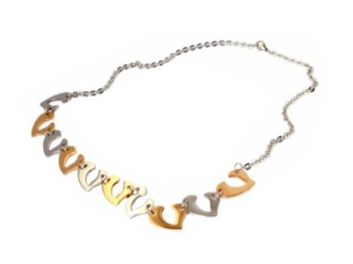 Picture of COLLAR ACERO 316 L, IP GOLD