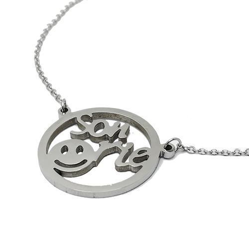 Picture of COLLAR SS 316 L, SMILE 25 mm