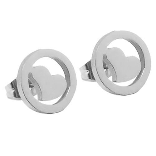 Picture of PENDIENTES SS 316 L, CORAZON CERCO