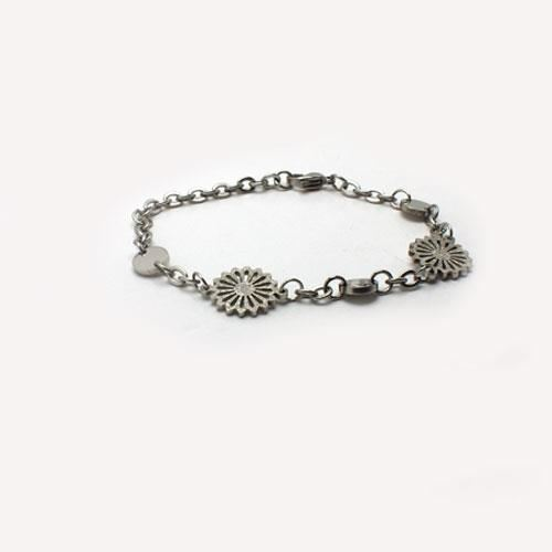 Picture of PULSERA ACERO 316 L, DIAMANTADO
