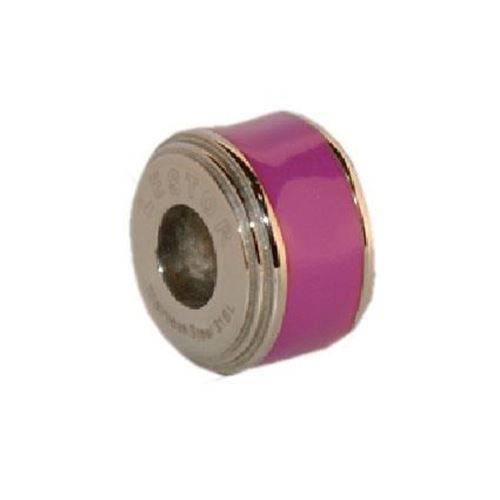 Picture of BEAD ACERO 316 L, ESMALTE MORADO